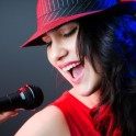 Singer with the Red Hat